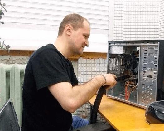 Техпідтримка - ремонт комп'ютерів та ноутбуків в Києві