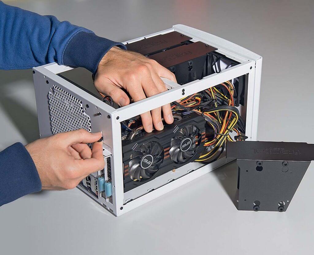 Ремонт компьютеров Золотых воротах