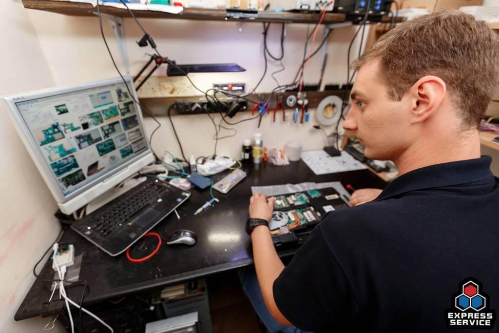 Ремонт компьютеров на харьковском массиве