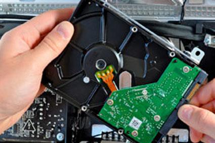 Ремонт жёсткого диска ноутбука в Киеве