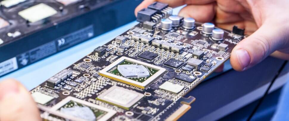 ремонт видеокарты компьютера