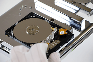 Восстановление данных с внешнего жесткого диска