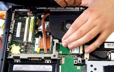 диагностика и ремонт ноутбуков