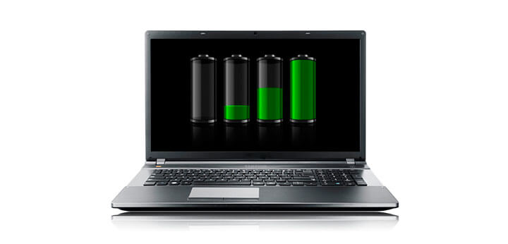 Як подовжити життя батареї ноутбука