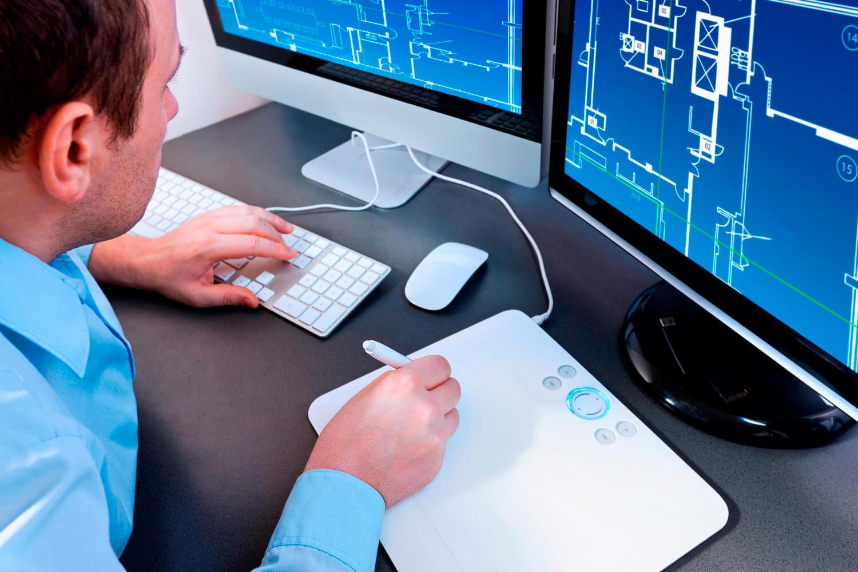 Ноутбук для архитектора