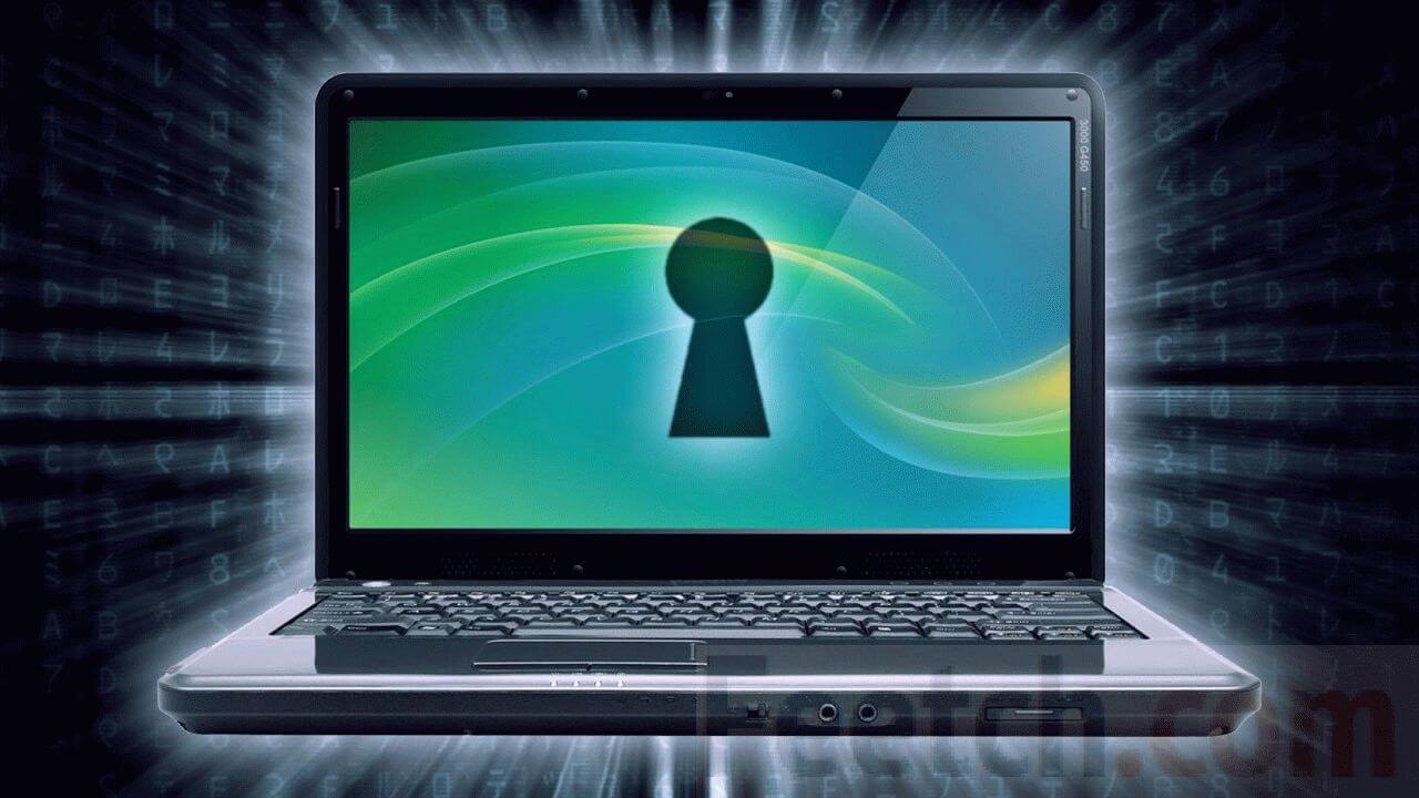Як поставити пароль на ноутбук Windows 8